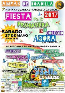 Fiesta de las AMPAS de Boadilla @ Colegio Agora | Boadilla del Monte | Comunidad de Madrid | España