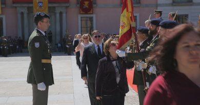 Jura de Bandera en Boadilla del Monte mayo 2017