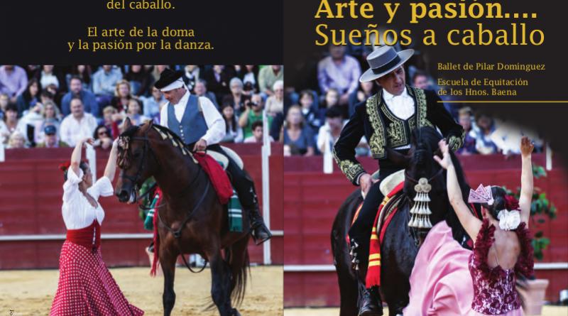 Arte y pasión. Sueños a caballo.