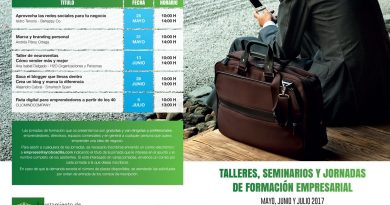 Cursos y seminarios del ayuntamiento de Boadilla