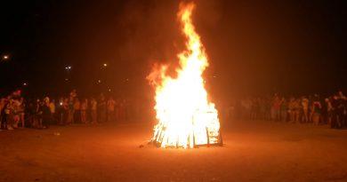 Noche de San Juan 2017 en Boadilla