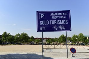 Parking Prado del Espino