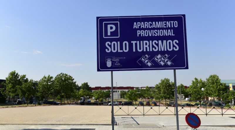 Parking Prado del Espino