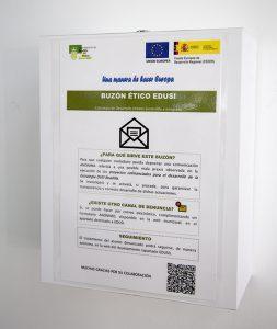 Buzón sugenrencias Proyecto EDUSI