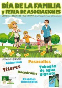 Día de la Familia 2017 y VIII Feria de las Asociaciones