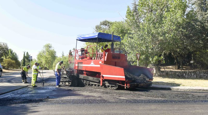 8 millones de euros en obras durante este verano