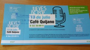 Entrada para Café Quijano (2)