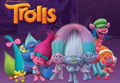 Cine de verano el 4 de septiembre: Trolls