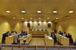 Pleno del Ayuntamiento de Boadilla del Monte