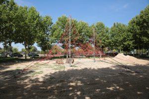 Remodelación parque Jorqe Manrique de Boadilla