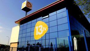 Sede de la cadena de televisión Madrid 13 TV