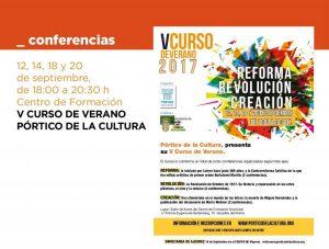 Curso de Verano Pórtico de la Cultura @ Centro de Formación de Boadilla | Boadilla del Monte | Comunidad de Madrid | España