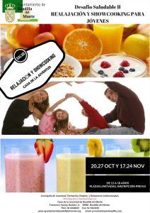 Actividad JUVEN NEWS: Desafío Saludable II @ Casa de la Juventud e Infancia de Boadilla | Boadilla del Monte | España