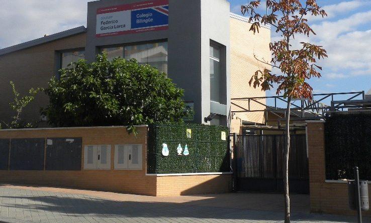 Colegio Federico Garcia Lorca de Boadilla