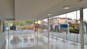Exposición: Grupo Aguarrás @ Auditorio Municipal. Sala de Cristal | Boadilla del Monte | Comunidad de Madrid | España