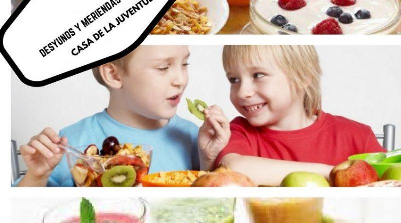 JUVEN NEWS Desafío saludable I