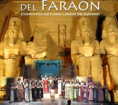 La Corte del Faraón. Zarzuela en Boadilla 16-9-2017
