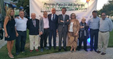 Miembros del Jurado Premio del Palacio 2017