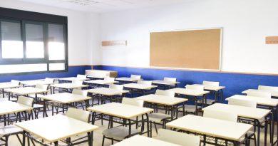 Nueva aula del CEIPSO Príncipe Felipe