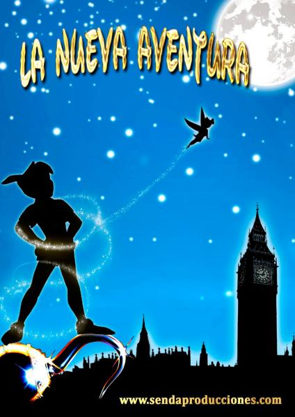 Peter Pan, la nueva aventura