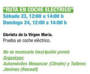 Pruebas de coches eléctricos @ Glorieta Virgen María de Boadilla | Boadilla del Monte | Comunidad de Madrid | España