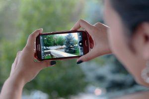 Salida fotográfica para Smartphones