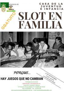 Slot en familia @ Casa de la Juventud e Infancia de Boadilla | Boadilla del Monte | España