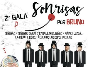 2ª Gala Sonrisas por Bruno @ Auditorio Municipal de Boadilla del Monte | Boadilla del Monte | Comunidad de Madrid | España