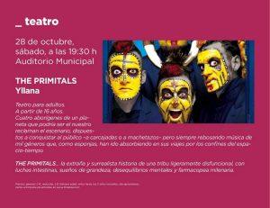 Teatro. The Primitals en Boadilla del Monte