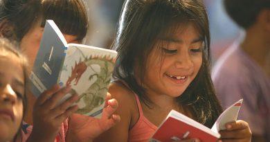 Feria del Libro en inglés. 16 y 17 de octubre