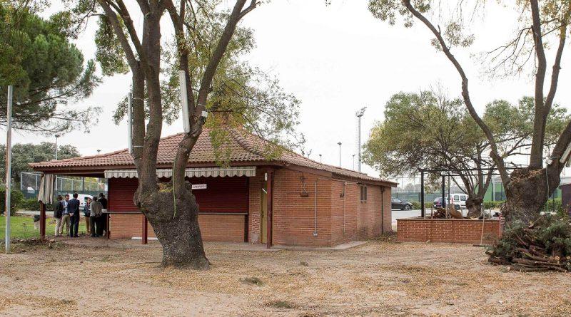 Quiosco del polideportivo municipal