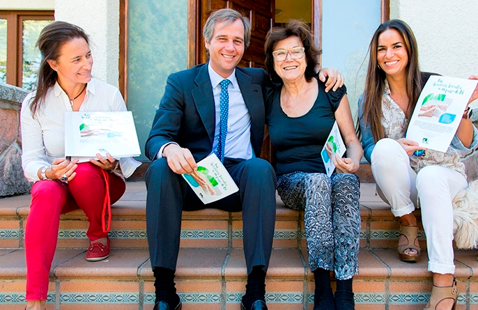 Visitas a domicilio a mayores de 75 en situación de riesgo