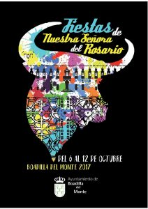 Programa fietas patronales 2017 Boadilla