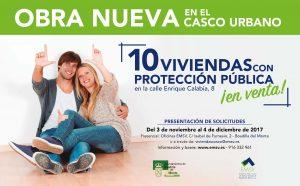 Promoción 10 viviendas de protección públicaPromoción 10 viviendas de protección pública