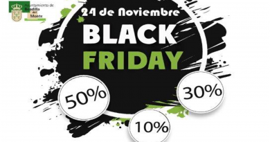 Black Friday en Boadilla del Monte