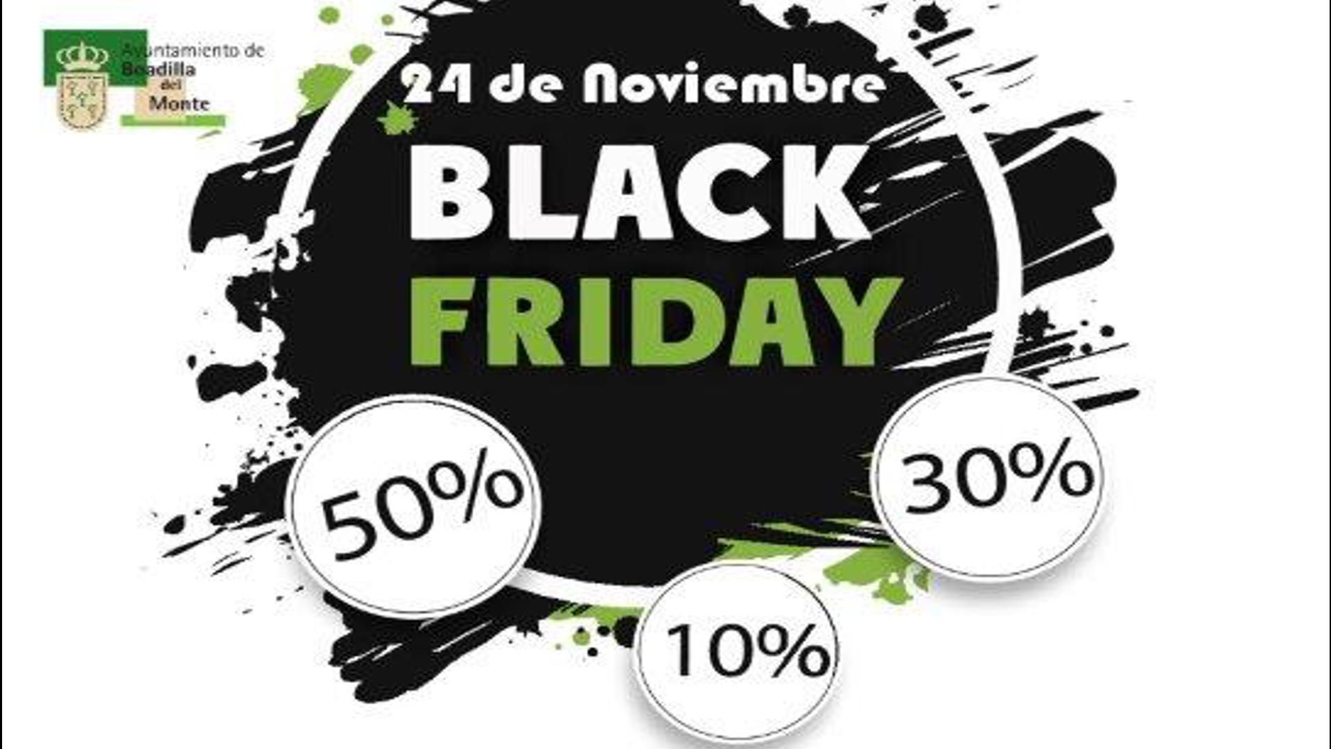 El black friday hasta las doce de la noche en boadilla - Black friday tenerife 2017 ...