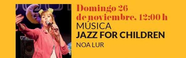 Festival de Jazz Boadilla 2017. Jazz for children