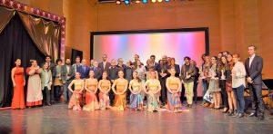 Gala de entrega de premios del Festival Nacional de Cortometrajes 2017