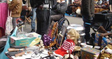 Mercados segunda mano, rastrillos municipales