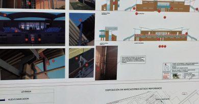 Proyecto Polideportivo Municipal Boadilla