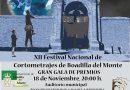 XII Festival Nacional de Cortometrajes en Boadilla