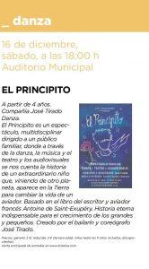 Danza: El Principito @ Auditorio Municipal | Boadilla del Monte | Comunidad de Madrid | España