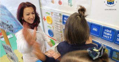 Highlands Los Fresnos_Gema Premio Mejor Docente en España de Educación Infantil