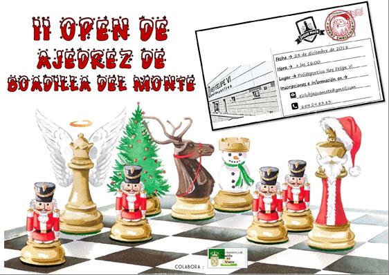 II Open de Ajedrez de Boadilla del Monte