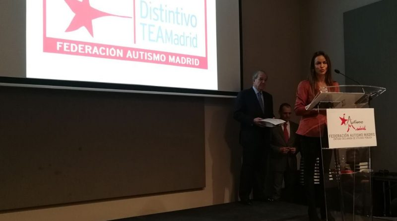 La Federación Autismo Madrid premia al Ayuntamiento