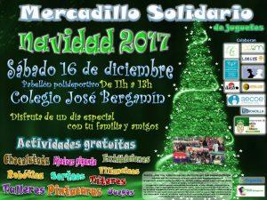 Mercadillo solidario Navidad 2017 @ Colegio José Bergamín | Boadilla del Monte | Comunidad de Madrid | España