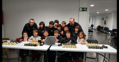 El Club de Ajedrez de Boadilla sigue cosechando éxitos