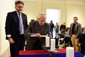 Boadilla recuerda el Holocausto junto a la Comunidad Judía de Madrid