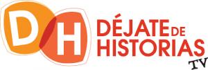 Logo de Déjate de Historias TV