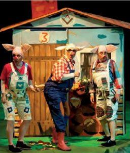 Teatro: Los tres cerditos @ Auditorio Municipal | Boadilla del Monte | Comunidad de Madrid | España